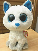 Beanie Boo Frost The Artic Fox Exclusive 9 With Tags