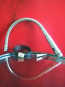Vintage 1950and039s Shure Brothers 245gs Ceramic Microphone W Atlas Gn13 And Cable 2