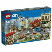 60200 Capital City Lego New Town Sealed Legos Set Double Decker Bus Museum Hotel