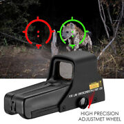 Red Green Dot Reflex Sight Scope 552 Series Tactical Holographic Optic 20mm Rail