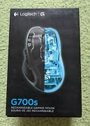 Logitech G700s Rechargeable Wireless Gaming Mouse With Receiver Used