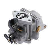 1xcarburetor Fit For Nissan Mercury 4 Stroke 4t 4hp 5hp Outboard Motor 803522t03