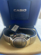 Vintage. Casio Casiotron R-17 Computer Watch. Mint.never Worn. Orig Tags And Box