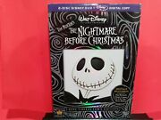 The Nightmare Before Christmas 2 Disc Collector's Edition Dvd - B536