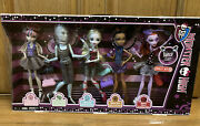 Monster High Dance Class Pack Of 5 New In Box Target Exclusive 2013