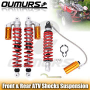 Stage 3 Performance Front And Rear Shocks Absorbers For Yamaha Raptor 660r 700r Us