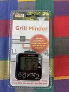Maverick Grill Minder Tm-10 Never Forget How Long Your Food Has Been On Grill