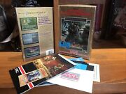 Ssi Dungeons And Dragons Champions Of Krynn Ibm/pc 5.25 + Journal Book / Poster