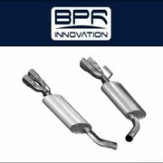 Kooks Headers For 2014+ Chevy Ss Axle Back Exhaust - 25106100