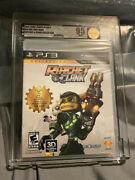 2012 Ratchet And Clank Ps3 Collection Vga 95+ Gold Seal Rare