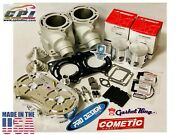 Banshee Alpha Cub Cylinder Stock Oem Replacement Cylinders Complete Top End Kit