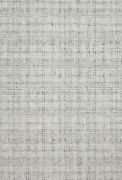 Loloi Traditional Ivory Charcoal 9and039-3 X 13and039 Area Rugs Kleikl-01ivcc93d0