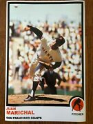 1973 Style Juan Marichal San Francisco Giants Poster Si Sports Illustrated Like