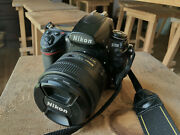 Nikon D700 And 85mm 1.8g -- Mint Condition