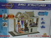 Snap Circuits Bric Structures 200 + Parts/pieces 20+ Projects360