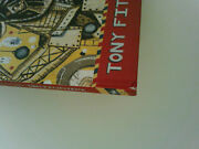 Portraits Of A Remembered City By Tony Fitzpatrick 2005, Hardcover