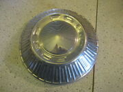 1965 - 1967 Ford Galaxie And Fairlane Dog Dish Hubcap 10.5 Mancave / Rat Rod