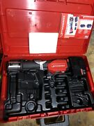 Rothenberger Romax 4000 With 7 Jaws. Read Description