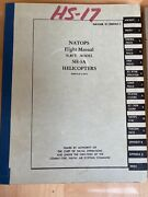 1967 Navy Natops Flight Manual Navy Model Sh-3a Helicopters Navair 01-230hlc-1