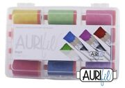 Aurifil Designer Thread Collection-the Bright Collection