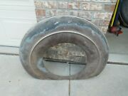 1930and039s Cadillac Stutz Lincoln Imperial Side Mount Spare Tire Carrier