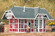 Piko America Clear Water Station Building Kit G Scale