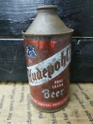 1930s Hudepohl Beer Can Cone Top Hudepohl Brewing Company Cincinnati Oh