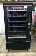 Crane National 157 Snack Vending Machine Led Lights 1and039s And 5and039s Location Ready