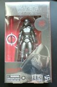 Second Sister Inquisitor 6 The Black Series Star Wars 95 Carbonized Graphite