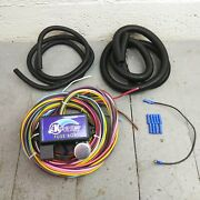 Wire Harness Fuse Block Upgrade Kit For 1994 - 2006 Most Gm Car And Trucks
