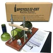 Glass Bottle Cutter Kit Beer And Wine Bottle Cutter Tool To Make Glasses + Edge