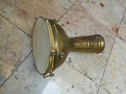Antique Arabic Handmade Brass And Goat Skin Drum-1960and039s Very Rare-jerusalem-excell