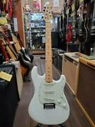 Used Music Man Cutlass Sss 2016 White Electric Guitar Free Shipping