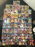 Monster Farm / Rancher Amada 1999 Trading Card Set 1-56 + Chase Cards Sp1-9