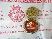 ✝ Reliquary Relic St. Anthony Of Padua Confessor Doctor Of The Church + Document