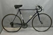 1975 Stella Vintage Touring Road Bike 58cm Large 27 France Lugged Steel Charity
