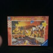 Ravensburger Puzzle 190393, 1000 Pieces, Christmas Limited Edition, Brand New