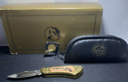 Colt Single Action Army Peacemaker Knife Franklin Mint Collection Knives