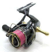 Shimano 14 Stella 3000hgm Yumeya Handle Great Used Free Shipping With Insurance