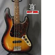Fender American Vintage And03962 Jazz Bass 3knobs Bass Guitar