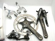 Campagnolo Record 2x10s Parts Set From Japan Sports Leisure Cycling Parts Rare