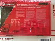 Snap-on 48 Piece Master Rethreading Tap And Die Set