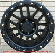 4 Wheels Rims 20 Inch For Ford Expedition Lincoln Navigator Mark Lt - 2424