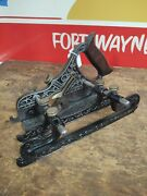 Stanley Millers Patent No 41 Wood Plane W/ Filletster Bed And 2 Fences Type 3