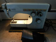 Viking Husqvarna 6430 Sewing Machine With Foot Pedal And Case - Parts Or Repair