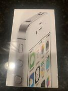 Brand New Factory Sealed And Unlocked Apple Iphone 4s 8gb White Rare Never Opened