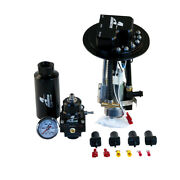 Aeromotive 2011-2017 Ford Mustang Single 450lph Fuel Pump Assembly Drop In Kit