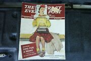Alcoholics Anonymous-saturday Evening Post, March 1 1941,jack Alexander Article