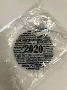 2020 Christmas Ornament Pandemic Ornament Silver Lining Ornament