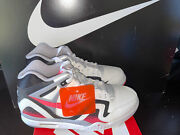 New Deadstock Nike Air Tech Challenge Ii 2 Qs Hot Lava 8.5 2014 Agassi Tennis